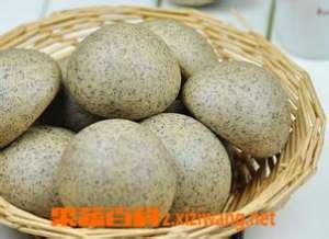 黑豆馒头的用料和做法 黑豆馒头如何做好吃