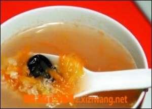 燕麦木瓜红枣羹做法步骤和功效